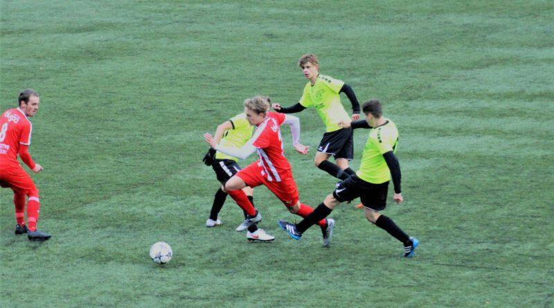 Regau – Sportunion Zell am Moos 2:1 (1:0)