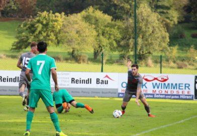 Sportunion Zell am Moos – ATSV Lenzing 3:2 (1:1)