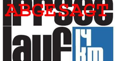 NEWS: Absage Irrseelauf 2021