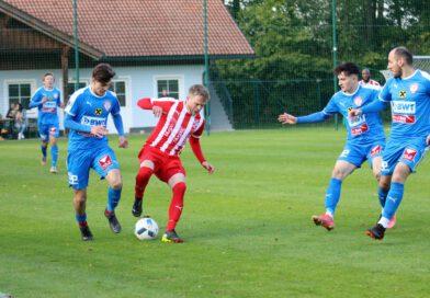 Sportunion Zell am Moos – Mondsee 1:2 (0:2)